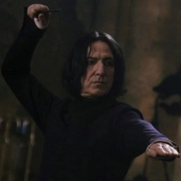 Severus Snape Halloween Costume, including wig and outfit