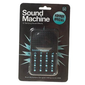 Sound effect machine