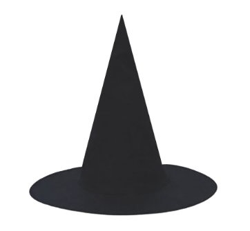 Easy DIY Witch's Costume for Kids