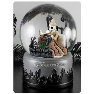 the nightmare before christmas neo gothic fun - Nightmare Before Christmas Snow Globes