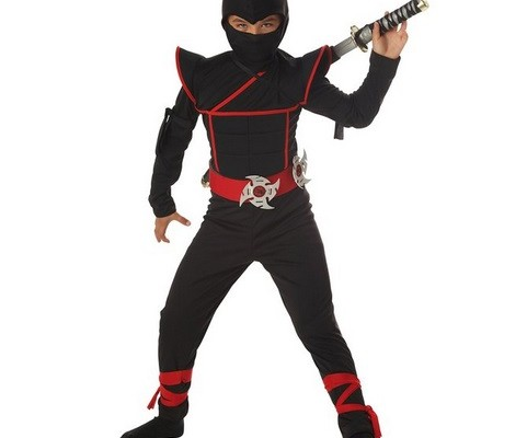 Ninja Halloween Costumes (Cosplay)