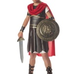Hercules Costume (Gladiator) for Halloween Or Cosplay