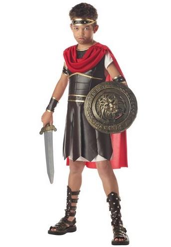 Hercules Costume (Gladiator) for Halloween Or Cosplay