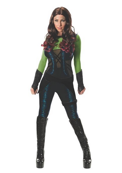 Gamora Guardians of the Galaxy cosplay