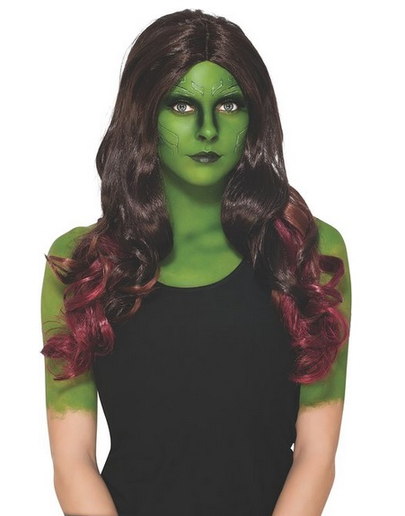 Gamora Halloween or Cosplay Costume (Guardians of the Galaxy)