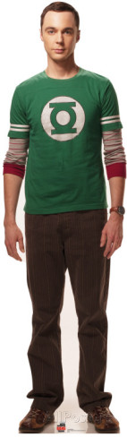 Big Bang Theory Sheldon Cooper Costume