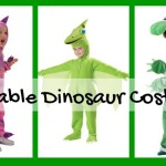 Adorable Dinosaur Costumes