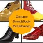 Costume Shoes and Boots for Halloween