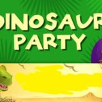 Dinosaur Halloween Party