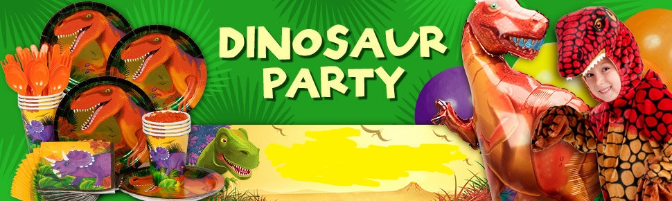 Dinosaur Halloween Party for Kids