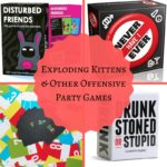 Exploding Kittens & Other Offensive Party Games