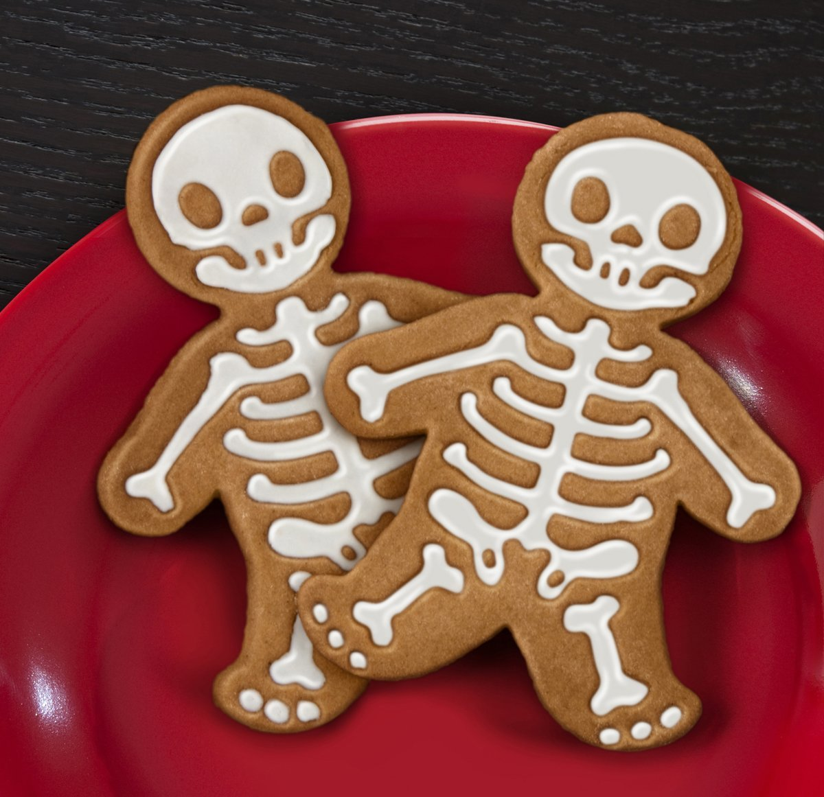 delightfully scary halloween cookie cutters - Halloween Gingerbread Cookies
