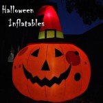 Halloween Inflatable Yard Decorations