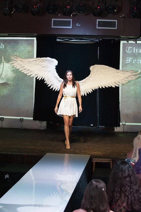 Handmade Angel Wings for Costume
