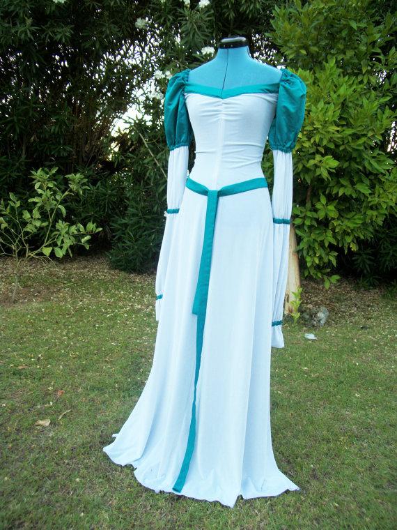 Handmade Odette Costume
