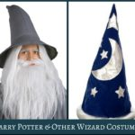 Harry Potter & Other Wizard Costumes