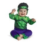 Marvels Superhero Squad Hulk Infant Costume