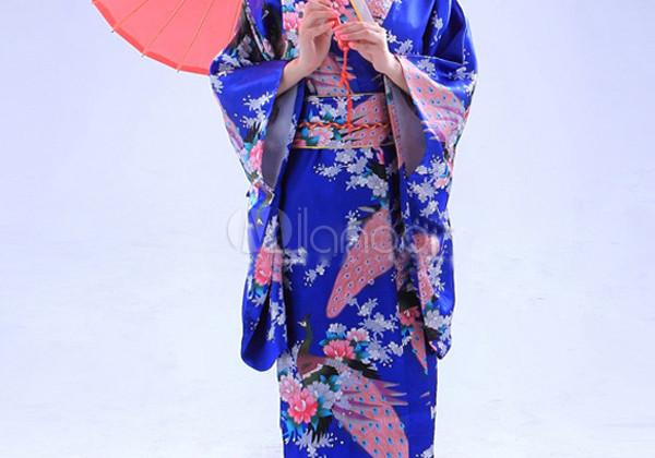 Buy or DIY Japanese Kimono Costume