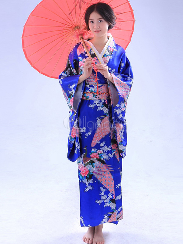 Buy or DIY Japanese Kimono Costumes