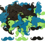 Mustache Halloween Party for Kids