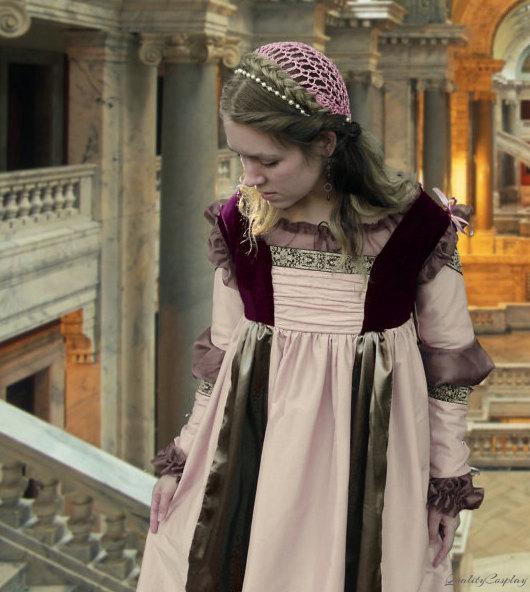 Handmade Renaissance Costume