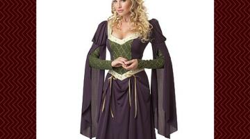 Renaissance Costumes for Men and Women