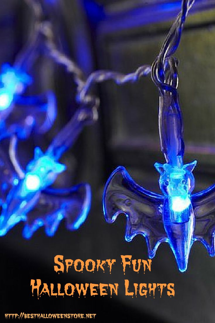 Spooky Fun Halloween Lights