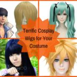 Terrific Cosplay Wigs for Your Costume