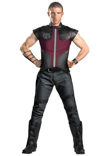 DIY Hawkeye Costume (Marvel)