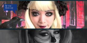Halloween Makeup Tutorials and Makeup Kits