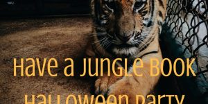 Have a Jungle Book Halloween Party