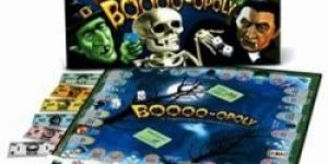 Halloween Board Games - best fun for 2016