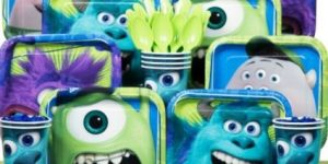 Halloween Monster Party Decorations for Kids