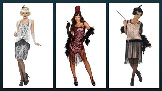 Top 1920s Flapper Costumes