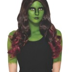 Gamora cosplay costume
