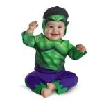 Marvels Superhero Squad Hulk Infant Costume