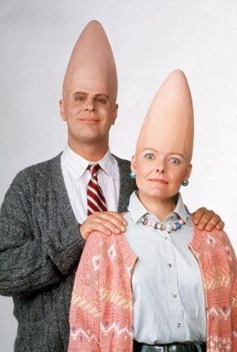 Coneheads Costumes (Saturday Night Live)